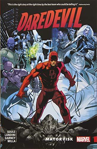 Daredevil: Back In Black Vol. 6 - Mayor Fisk