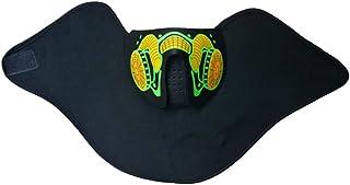 Ahmedy ハロウィン LED マスク 衣類 ビッグテラーマスク コールドライト ヘルメット マスク ファイヤーフェスティバル パーティー 発光 ダンス 安定 ドライバ - dgsdrhs マスク
