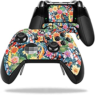 MightySkins Skin Compatible with Microsoft Xbox One Elite Controller - Koi Pond | Protective, Durable, and Unique Vinyl Decal wrap Cover | Easy to Apply, Remove, and Change Styles | Made in The USA