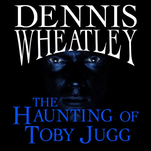 The Haunting of Toby Jugg audiobook cover art