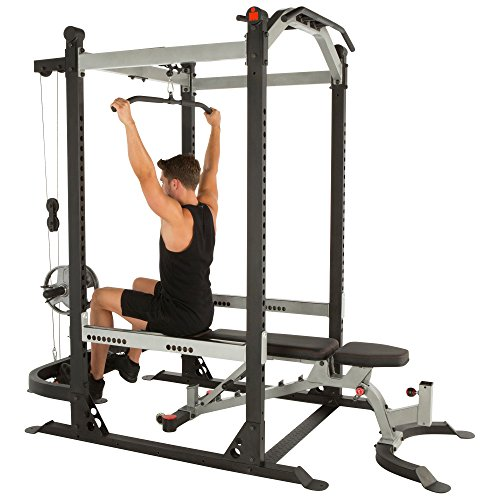 Product Image 13: Fitness Reality X-Class Light Commercial High Capacity Olympic Power Cage