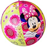 alles-meine.de GmbH Strandball / Ball aufblasbar -  Disney - Minnie Mouse  - Ø 40 cm - Wasserball - aufblasbarer großer Ball / Beachball - Kinder - Baby - Spielball Aufblasball..