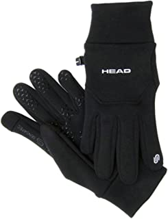 Head: Multi-Sport Gloves with SensaTEC, Black, Large