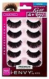 Kiss i.envy Multi-Pack Professional Eyelashes (KPEM38) (1 PACK)