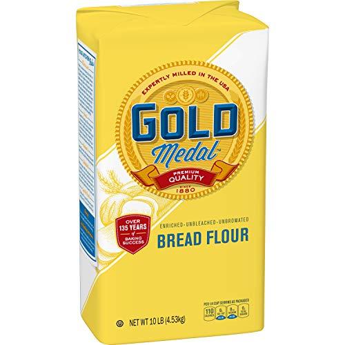 Gold Medal Unbleached Bread Flour, 10 lb