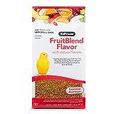 Zupreem - Alimento para Aves Muy Pequeñas FruitBlend | Pienso Canarios y Pinzones - 400 g