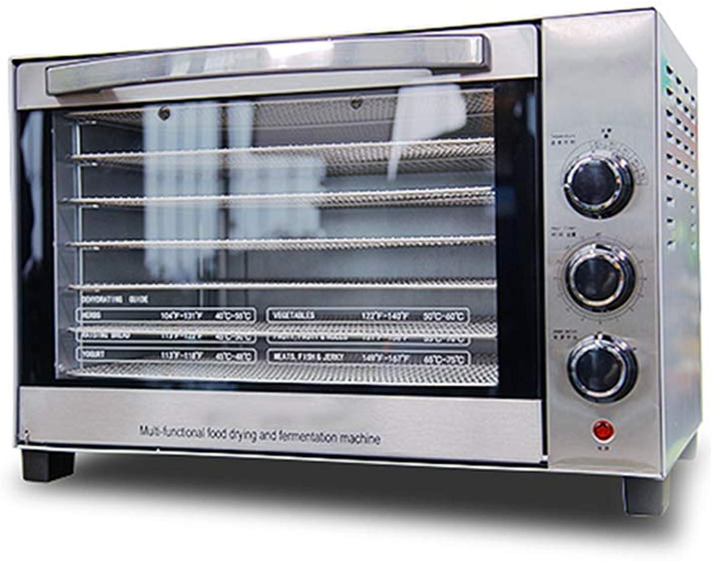 Multifonction en acier inoxydable 700W 7 couches 0407