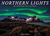 "Northern Lights 2022 Astronomy Wall Calendar (13.5"" x 9.75"")"