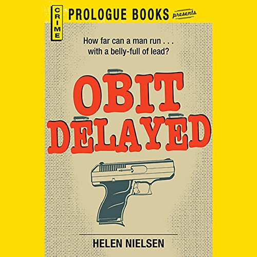 Obit Delayed audiobook cover art