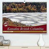Kanadas British Columbia - Herbstzeit (Premium, hochwertiger DIN A2 Wandkalender 2022, Kunstdruck in Hochglanz): British Columbia, Kanadas drittgroesste Provinz - auch im Herbst einfach wunderbar! (Monatskalender, 14 Seiten )