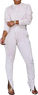 Best all white womens sweat suit Reviews