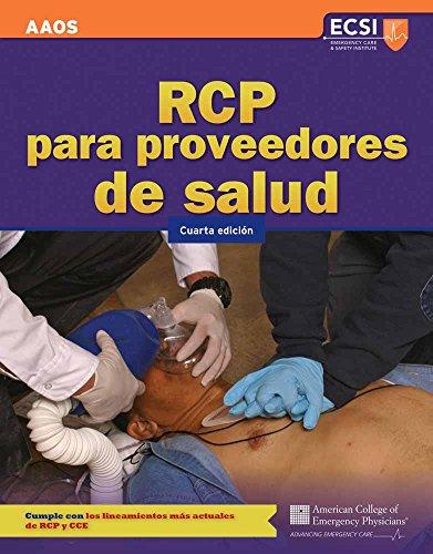 RCP Para Proveedores De Salud, Cuarta Edicion