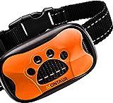 MONTAUR Dog Bark Collar - no Shock Vibration and Sound...