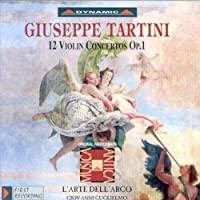 Tartini: 12 Violin Concertos, Op.1