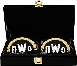 WWE NWO Championship Replica Side Plate Box Set