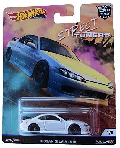 Hot Wheels Nissan Silvia S15 Street Tuners 1/5 Car Culture 1:64 FYN79 FPY86