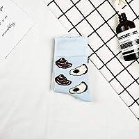 おかしいソックスノベルティハッピーレディースメンズアニマルかわいいソックスファッションアニマルプリントコットンクリスマスギフト Rebirtha (Color : 2)