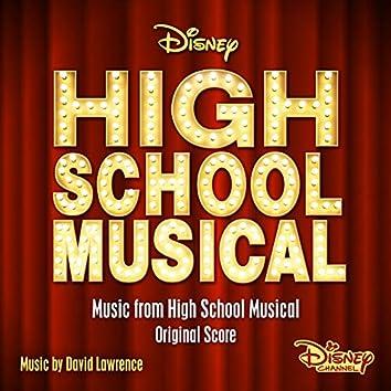 Music from High School Musical (Original Score)