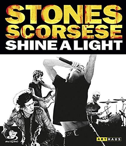 Shine a Light - Rolling Stones [Reino Unido] [Blu-ray]