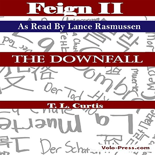 Feign II: The Downfall audiobook cover art