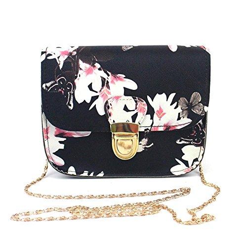 Vrouwen handtassen, Xinantime dames lederen afdrukken kleine herten schoudertassen tas reistas Messenger tas Crossbody tas