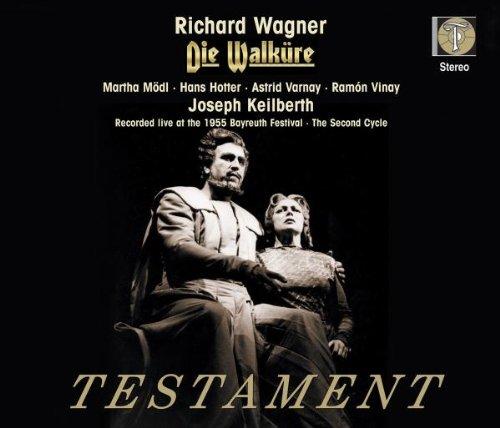 Wagner: Die Walküre / Tannhäuser (Auszüge) - Bayreuth 1955