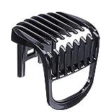 Brownrolly Limite tagliacapelli Pettine Rasoio Pezzi di Ricambio Trimmer Barba Accessori per Attrezzi Pettine Accessori per Philips Clipper QT4000 QT4003 QT4008 4005