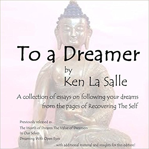 To a Dreamer audiobook cover art