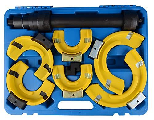 Mekanik 1000kg MacPherson Strut Coil Spring Compressor Dumper Extractor...