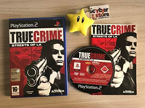 Activision True Crime: Streets of LA, PS2, ITA