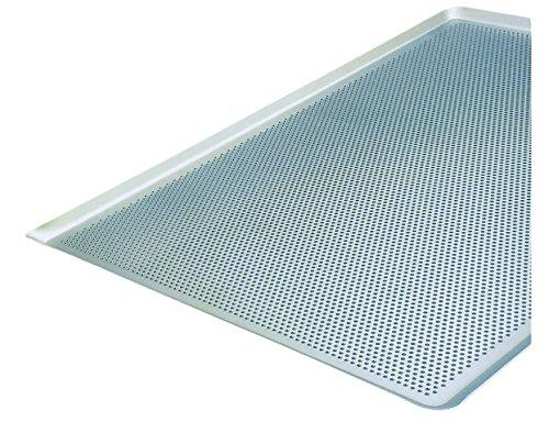 Cuisineonly - Plaque aluminium perforée 40x30x1.5 cm. Cuisine : Cuisson (plaques)