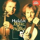 Hudeček und Brabec spielen Paganini