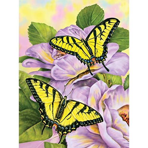 Royal & Langnickel Swallowtail Butterflies Design Paint by Numbers Kit