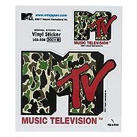 MTV[ステッカー]ビニールステッカー/カモフラ ゼネラルステッカー かっこいい キャラクター グッズ 通販