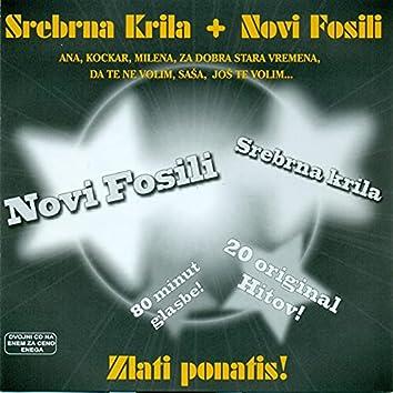 Srebrna Krila + Novi Fosili