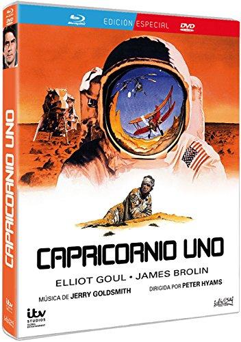 Capricornio Uno (Capricorn One) (1978) (BLU-RAY+DVD)