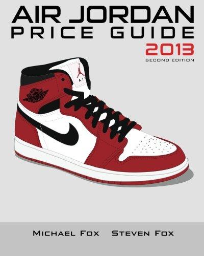 Air Jordan Price Guide 2013 (Black/White)