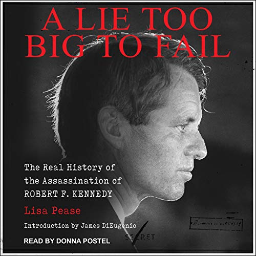 A Lie Too Big to Fail cover art