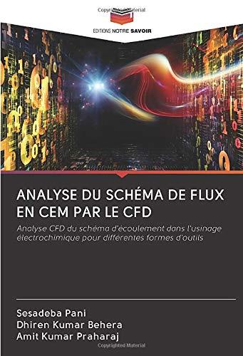 ANALYSE DU SCHÉMA DE FLUX EN CEM PAR LE CFD: Analyse CFD du schéma d\'écoulement dans l\'usinage électrochimique pour différentes formes d\'outils