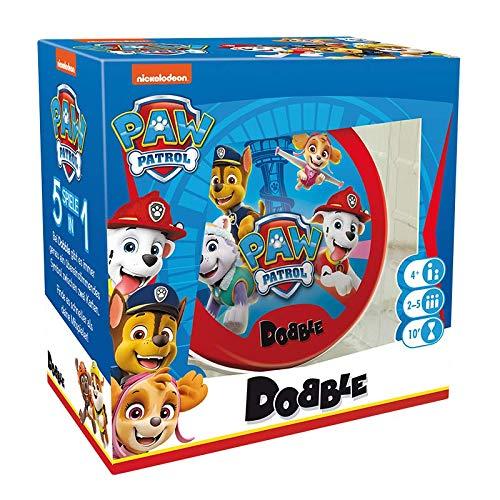 Zygomatic ZYGD0009 Asmodee Dobble Paw Patrol, Kinderspiel, Kartenspiel, Deutsch