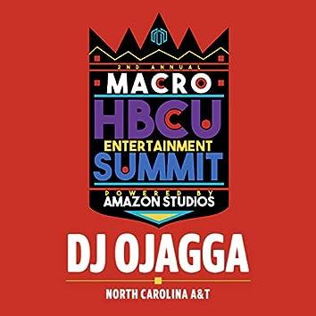 Dj Ojagga - North Carolina A&T