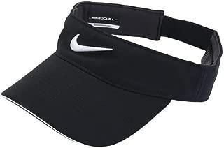 Nike Golf -Tech Tour Visor Cap Hat Adjustable Black 727033-010