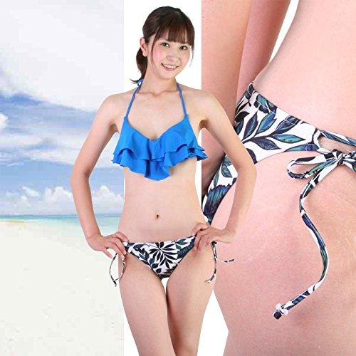 『EMODA(エモダ)リーフプリント・ビキニ(レディース水着)305150』の3枚目の画像