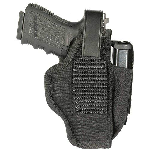 BLACKHAWK Ambidextrous Multi-Use Holster with Magazine Pouch, Size 01