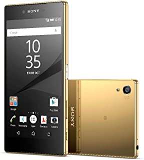 Sony Xperia Z5 Premium Dourado