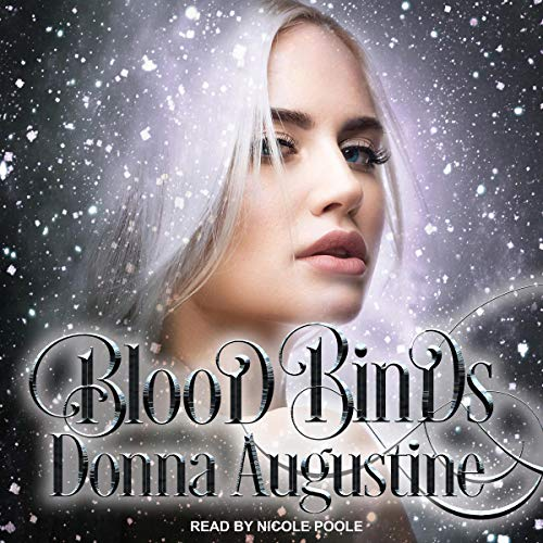 Blood Binds audiobook cover art