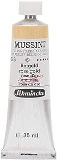 Schmincke : Mussini Oil : 35ml : Rose Gold