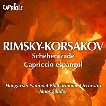 Rimsky-Korsakov, N.A.: Scheherazade / Capriccio Espagnol
