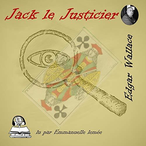Jack le justicier cover art
