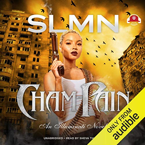 Cham-Pain audiobook cover art